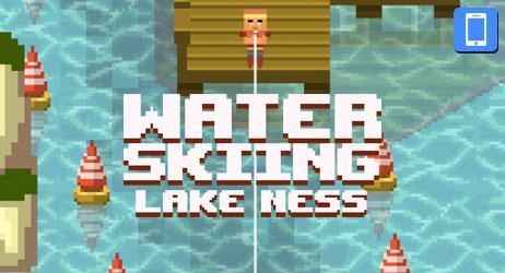 Loch Ness Water Skiing