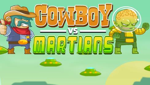 Cowboys vs Martians