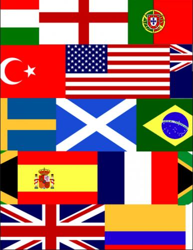 Quiz Story Guess the Flags