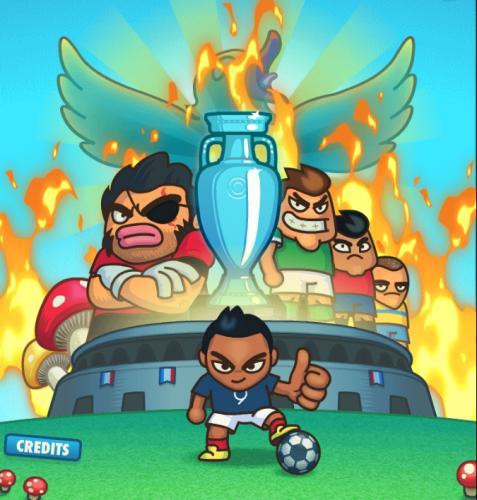 Foot Chinko Euro 2016