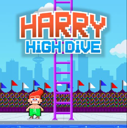 Harry High Dive
