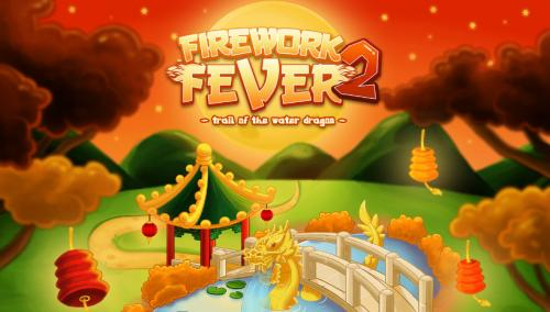 Firework Fever 2 Trail Of The Wather Dragon
