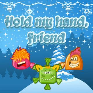 Hold My Hand Friend