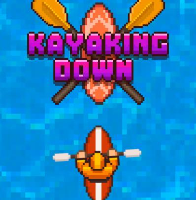 Kayaking Down