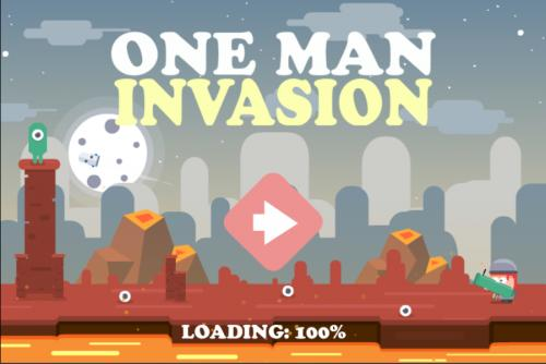 One Man Invasion