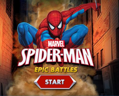 Spider-Man Epic Battles