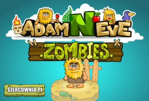Adam & Eve Zombies
