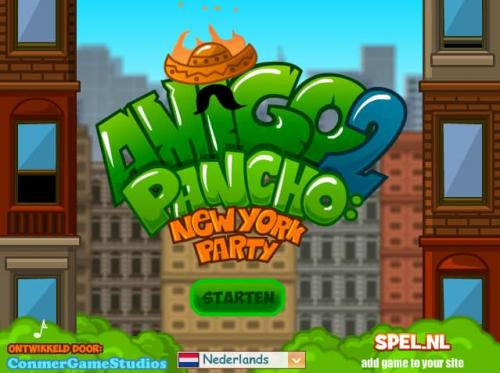 Amigo Pancho 2