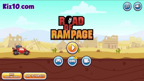 Road of Rampage