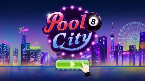 Pool City 8 - Billiards City