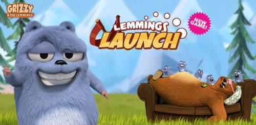 Grizzy & The Lemmings: Lemmings Launch