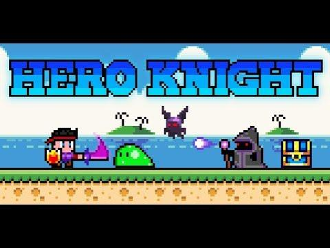 Hero Knight Action RPG