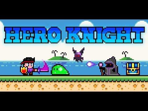 Hero Knight Action RPG