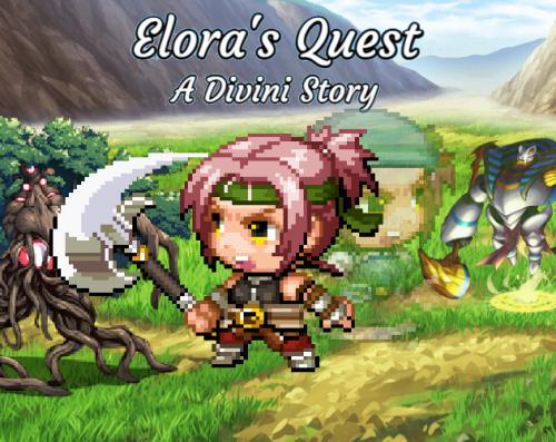 Elora's Quest A Divini Story